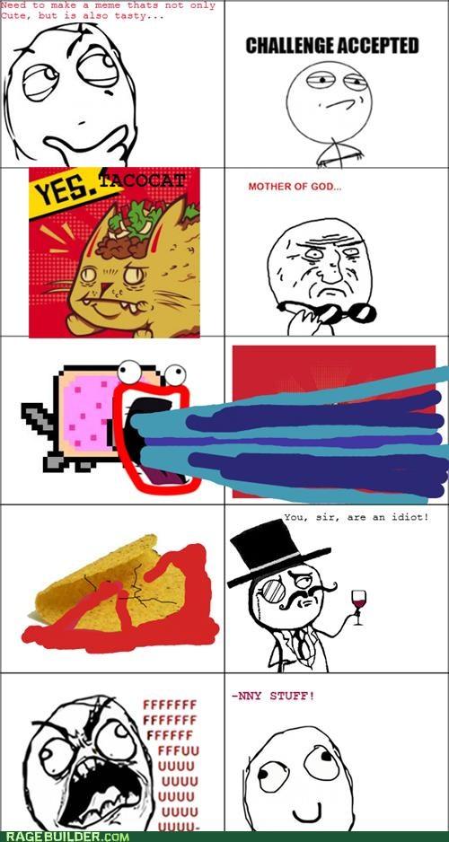 Tacos vs. Nyans