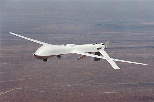 Virus Targeting U.S. Military Drones of the Day