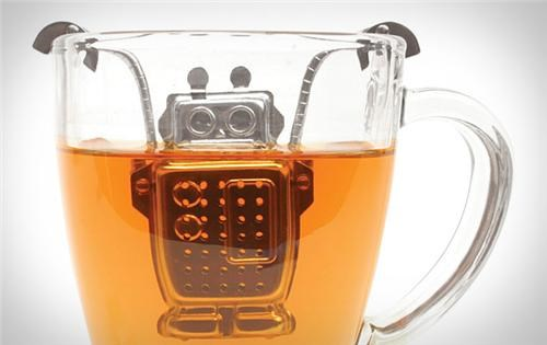 Robot Tea Infuser of the Day
