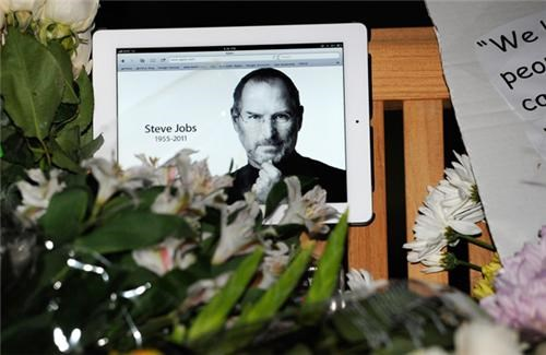Steve Jobs Memorial Plans of the Day