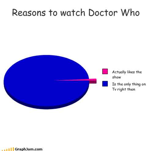 Reasons to watch Doctor Who