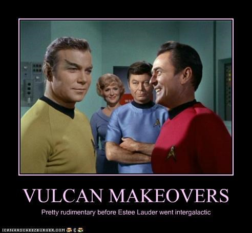 VULCAN MAKEOVERS