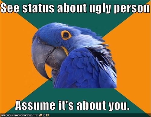 Paranoid Parrot: Better to Be Insecure Than Oblivious