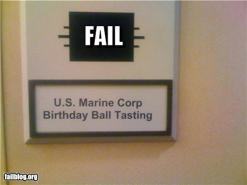 Fun In Your Birthday Suit FAIL
