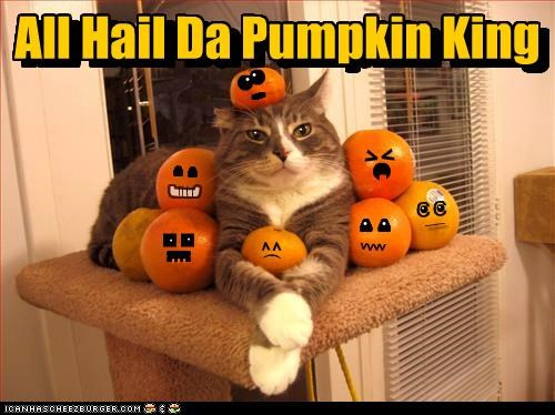 all hail da pumpkin king...