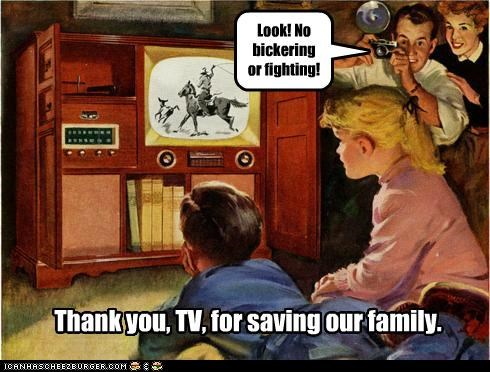 God Bless You, Televsion!
