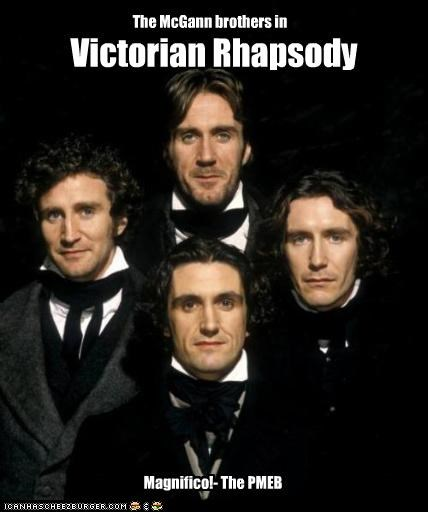 The McGann brothers in