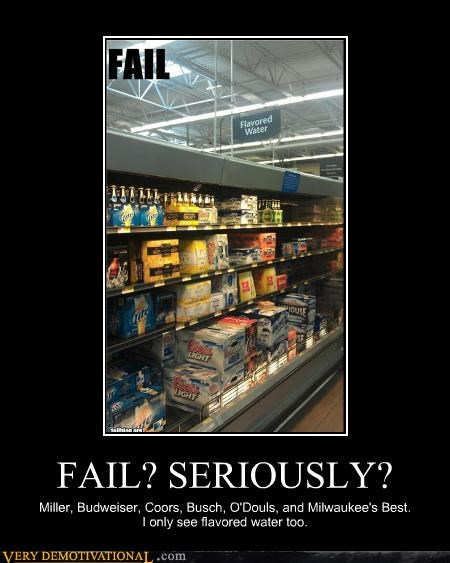 FAIL? SERIOUSLY?