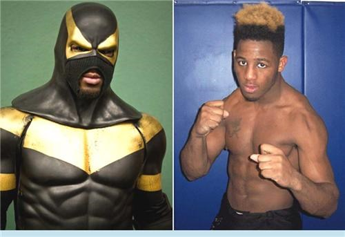 Follow Up of the Day: Phoenix Jones' Costume Confiscated