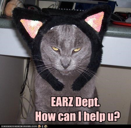 EARZ Dept. How can I help u?