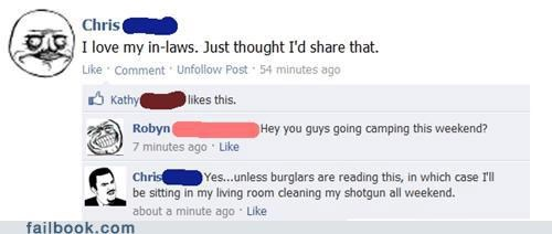 burglars,location,out of town,Overshare