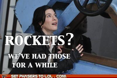 Warehouse 13? Bunch of Hipsters