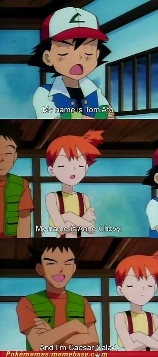 Brock, You're Doing It Wrong