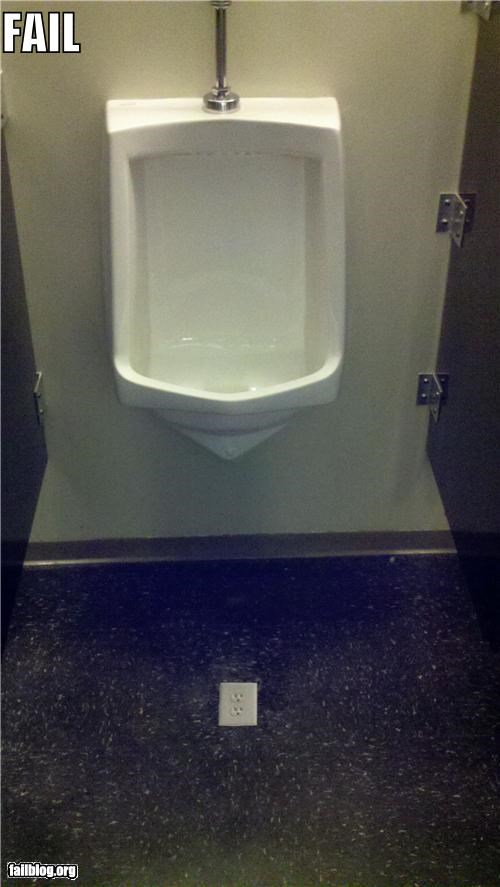 Outlet Location FAIL