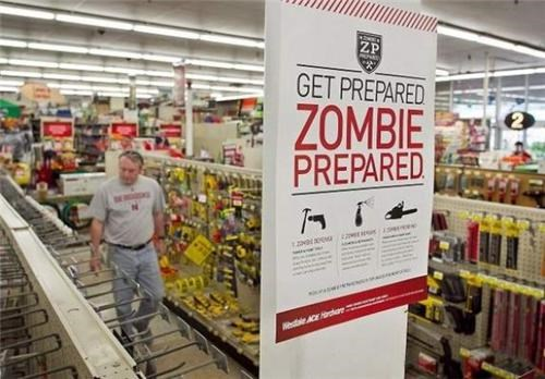 Zombie Preparedness Center of the Day