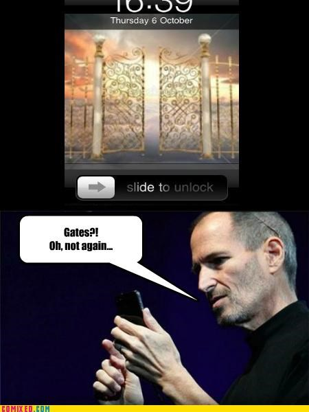 How Steve Jobs Sees Heaven
