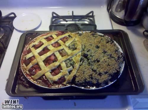baking,cooking,dessert,graph,math,nerdgasm,nerdy,pie,venn diagram