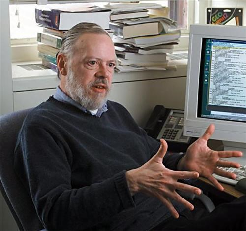 RIP: Dennis Ritchie, Creator of UNIX and C