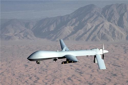 Follow Up of the Day: Air Force Says Drone Fleet Virus is 'Just a Nuisance'