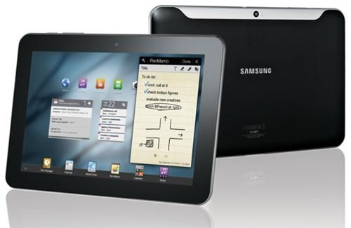 Galaxy Tab Blocked in Australia of the Day