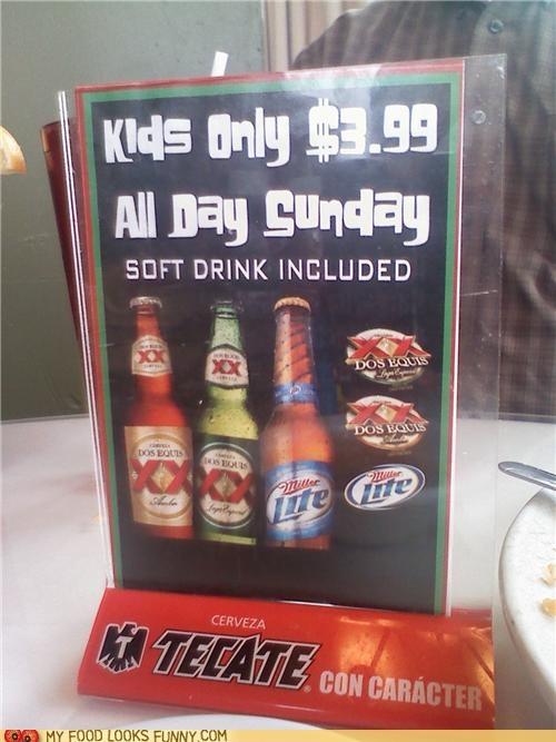 beer,funny food photos,kids