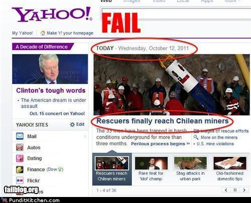 Chile,chilean miners,political pictures,yahoo news