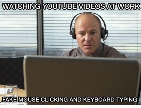 fake,lie,procrastination,productivity,work,youtube