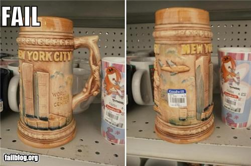 Commemorative Mug FAIL