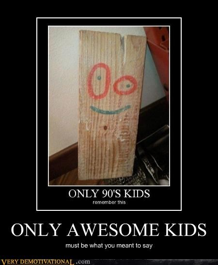 ONLY AWESOME KIDS