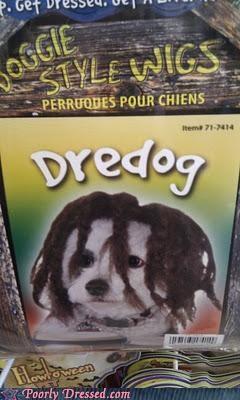 dog hairstyles,dreadlocks,wigs
