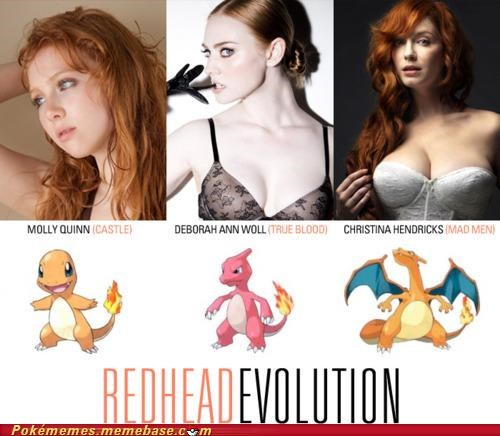 IRL Evolution: Charmeleon Grew Some Busty Wings