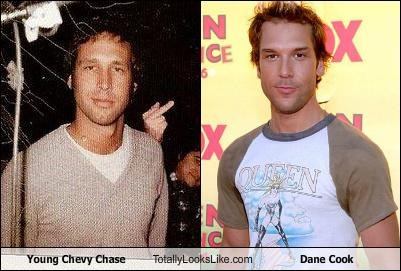 Young Chevy Chase Totally Looks Like Dane Cook