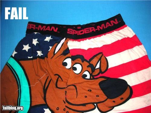 classic,failboat,g rated,product fail,scooby doo,Spider-Man