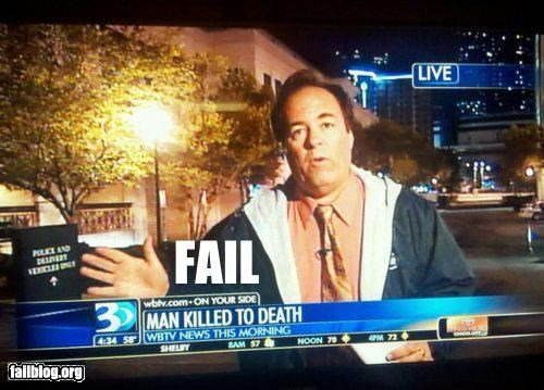 Probably Bad News: The Murder Was Fatal