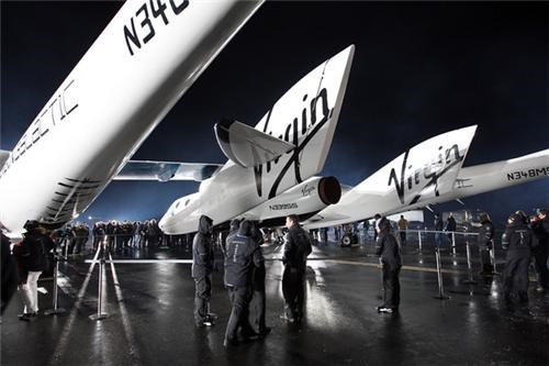Virgin Galactic News of the Day