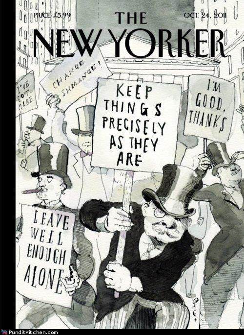The Occupy New Yorker