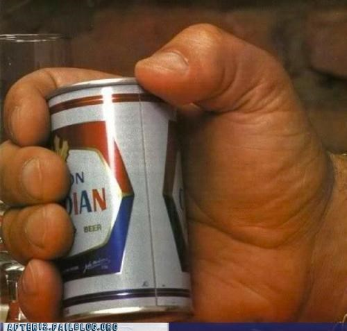 Andre The Giant Would Mock Your Tiny Alcohol Tolerance