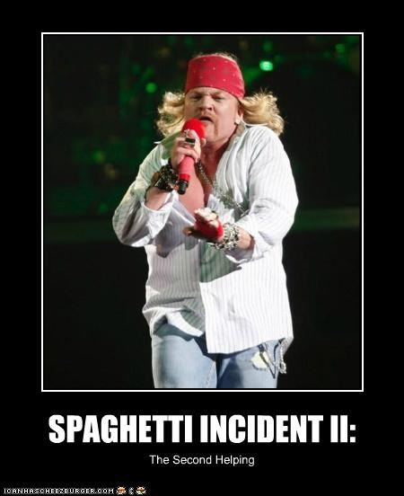 SPAGHETTI INCIDENT II: