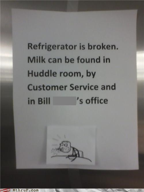 Meme Monday: Cereal Guy Works Here?