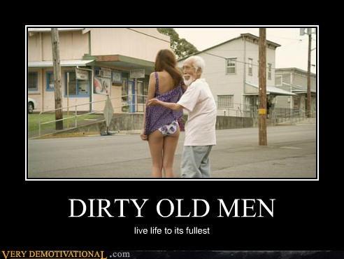 DIRTY OLD MEN