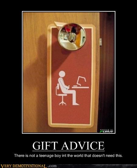 GIFT ADVICE