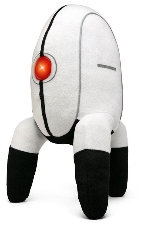 Cuddly Portal Turret of the Day