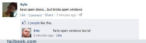 bricks,doors,farts,keys,windows