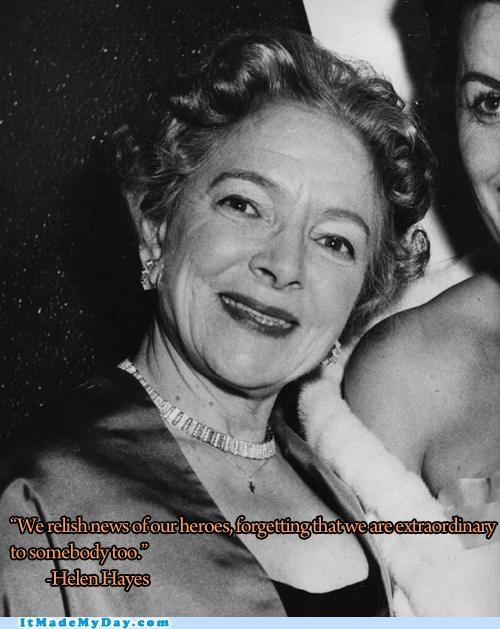 helen hayes,inspirational,quote,win