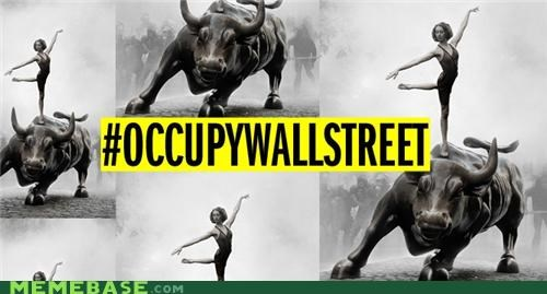 Know Your Meme: Occupy Wall Street