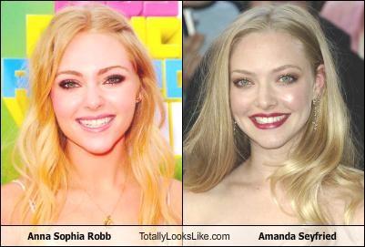 Anna Sophia Robb Totally Looks Like Amanda Seyfried