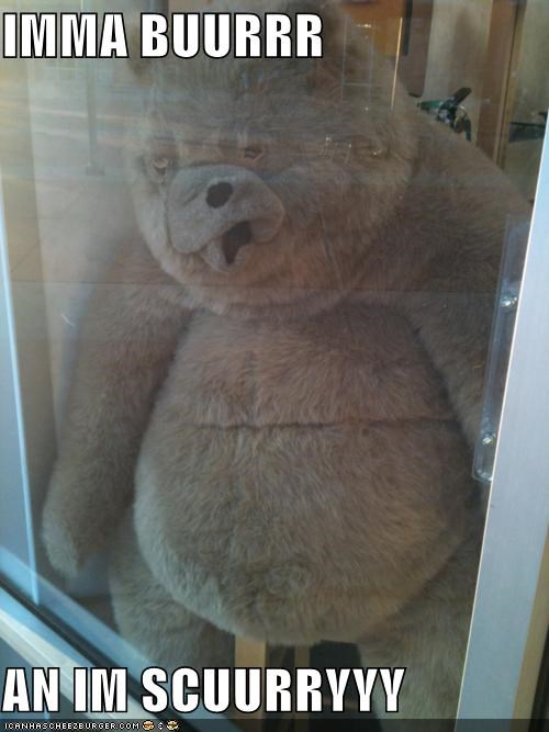 bear,best of week,scary,stuffed animal,teddy ruxpin,youre-doing-it-wrong