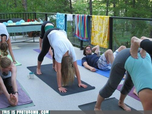 Dat Ass: Downward Dog