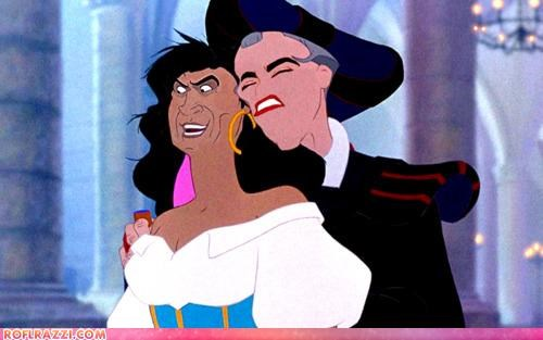 Disney Face Swaps Are Horrifying!