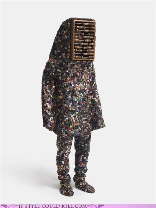 Wacky Costumes by Nick Cave